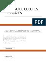 Señales y Colores
