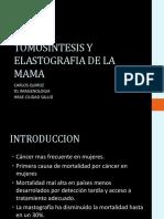Tomosintesis y Elastografia de La Mama