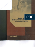 Manual Práctico de Documentos Laborales