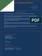 Chrome Tech Profile
