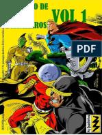 Catálogo de Herois Brasileiros VOL.01