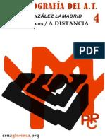 Cursos Biblicos a Distancia 04 Antonio Gonzalez Lamadrid Historiografia Del At
