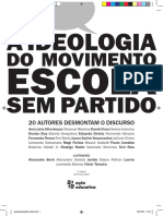 A ideologia do movimento Escola Sem Partido - Ação Educativa Assessoria (2016).pdf