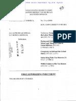 UAW Indictment