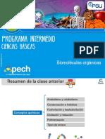 Clase 2 Biomoléculas Orgánicas 2017