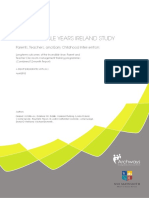 Incredible Years Ireland Study - Combined 12 Month Follow on Report