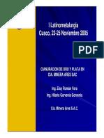 Exposición i Latinometalurgia - Ares