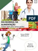 Ae Eureka Dia Mundial Alimentacao