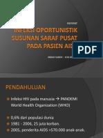 49900311-Infeksi-Oportunistik-SSP-pada-AIDS.pptx