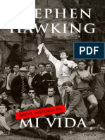Breve Historia de Mi Vida, Stephen Hawking
