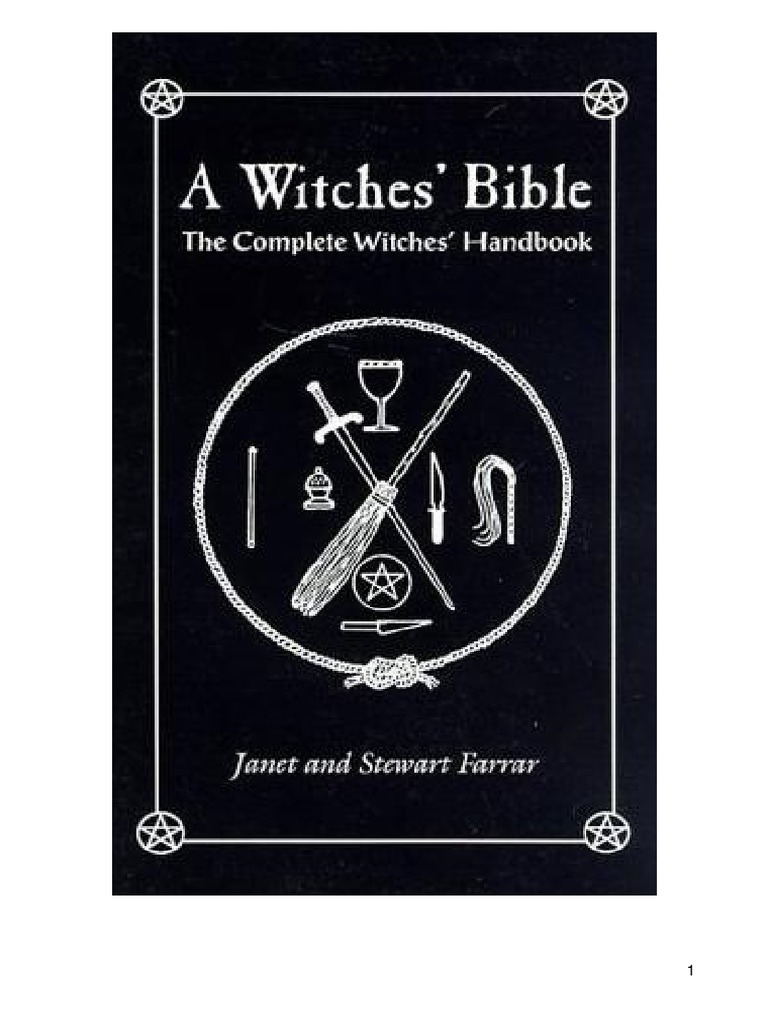 A Witches' Bible pdf
