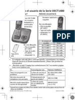 Uniden DECT1480 Wireless Phone
