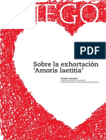 Blazquez Sobre La Exhortación Amoris Laetitia