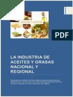 Industria de Aceites y Grasas