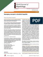 Hepatitis Alhololica