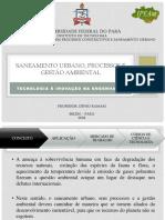 Apostila Denio Tecnologia e Inovação Saneamento e Gestão