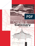 Broughton P., The Analysis of Cable and Catenary Structures, 2008