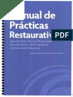 01 Manual de Practicas Restaurativas