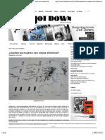 Jot Down Cultural Magazine – ¿Sueñan las mujeres con ovejas eléctricas
