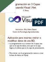 Programación en 3 Capas Usando Visual(1)