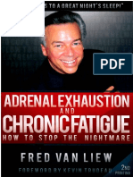 Adrenal Exhaustion 2013