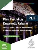 PPDU 2017 D1SD05 Centro Histórico