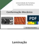 03 - AULA - Conformacao Mecanica - Laminacao