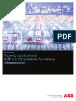 Brochure ABB Railway En