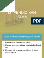 Bab v Isi Pendidikan Islam