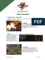 Las claves de Sacred.pdf