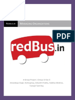 156182720 Managing Organizations Redbus Report