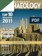 07 - Archaeology - Jan Feb 2012