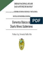 1.1 Introduccion Diseño Minero.pdf