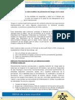Evidencia 6 Informe Sobre Medidas de Prevención de Riesgos en La Salud