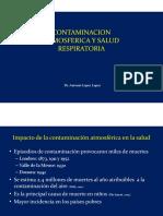 CONTAMINACION AMBIENTAL AEREA
