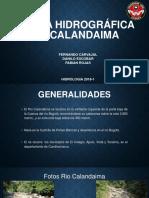 Rio Calandaima Tercer Corte
