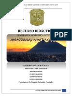 Semblanza Academica Integral