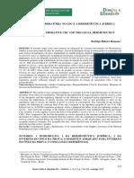 A inversão probatória no CDC e a hermenêutica jurídica.pdf