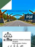 Probidad administrativa