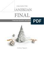 Cracking the Manjikian Final