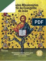 Discípulos Missionários No Evangelho de João