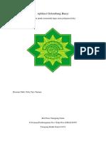 Tugas Fisika - Aplikasi Gelombang Bunyi.docx