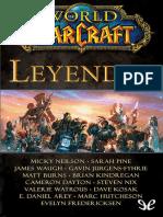 [Warcraft] [World of Warcraft 99] AA. VV. - Leyendas (Warcraft) [10725] (r1.1)