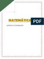 Secuencia de Matemática Jkj