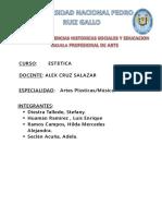 Estética Informe