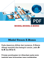 02- Model Model E-Bisniss