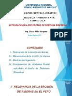 Defensa Ribereña Generalidades