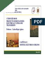 LT Cap 1 Sistema Electrico Chileno