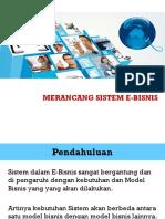04 Merancang Sistem E Bisnis