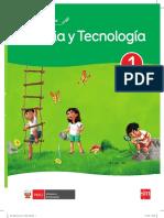 Cuaderno de Fichas Ciencia y Tecnología. Primer Grado de Primaria. Nuestras Necesidades Básicas